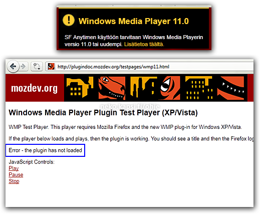 Plug-ins and add-ons for Windows Media Player